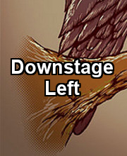 Downstage Left