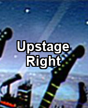 Upstage Right